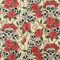 The Rose Tattoo                        (skulls & roses)